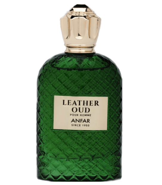 Leather oud by Anfar